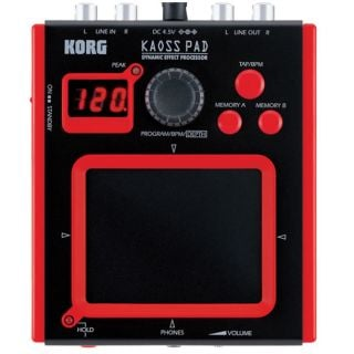 0-KORG MINI-KP - MULTIEFFET
