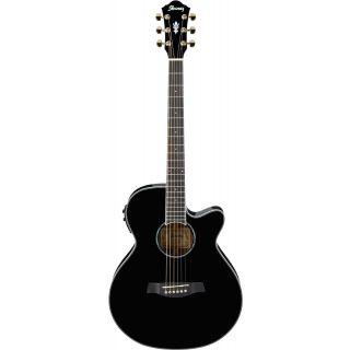 0-Ibanez AEG30II-BK - black