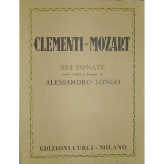 0-CURCI CLEMENTI-MOZART - 6