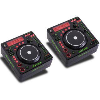 0-DJ TECH (coppia) USOLO MK