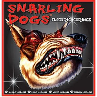 0-SNARLING DOGS SDN09MB - M