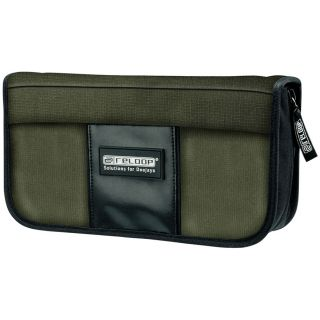 0-RELOOP CD WALLET 96 OLIVE