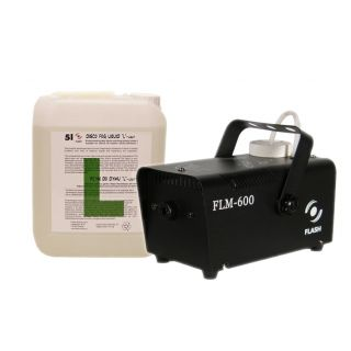0-FLASH FOG MACHINE FLM-600