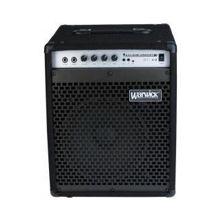 0-WARWICK Blue Cab 40 - AMP