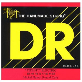 0-DR Strings BT-10 - CORDE