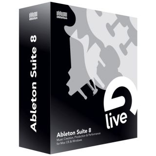 0-ABLETON Live 8 Suite