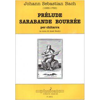 0-PIZZICATO Bach, J. S. - P
