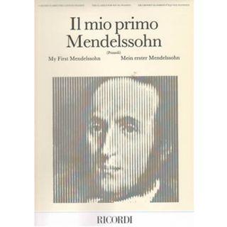 0-RICORDI Mendelssohn - IL