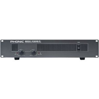 0-PHONIC MAX2500 PLUS - AMP