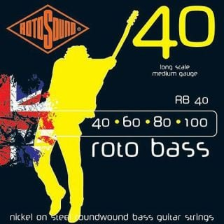 0-ROTOSOUND RB-40 - Cordier
