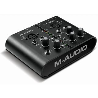 0-M-AUDIO M-Track Plus