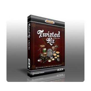 0-TOONTRACK EZX Twisted Kit