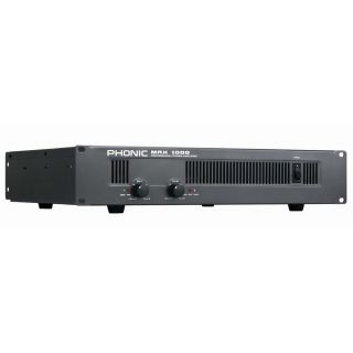 0-PHONIC MAX1000 - AMPLIFIC
