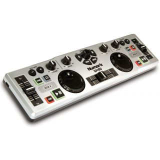 0-NUMARK DJ-2 GO - CONTROLL