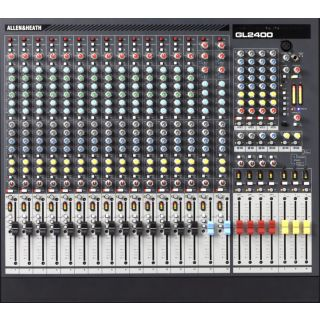 0-ALLEN & HEATH GL-2400-416