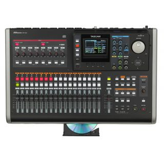 0-TASCAM DP24 - REGISTRATOR