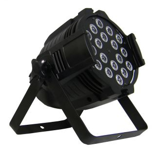 0-FLASH LED PAR 64 18x 10W