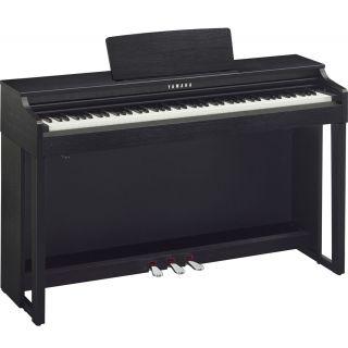 0-YAMAHA CLP525 B - PIANOFO