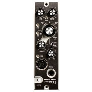 0-MOOG Analog Delay Series