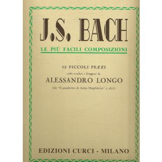 0-CURCI Bach, J. S. - LE PI