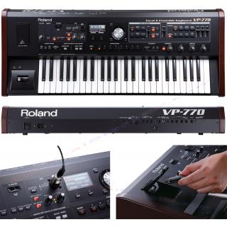 0-ROLAND VP770 TASTIERA VOC