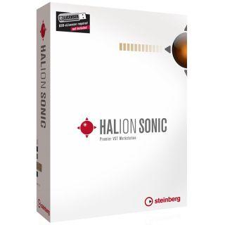 0-STEINBERG HALION SONIC