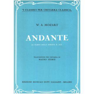 0-GALLAZZI W. A. Mozart - A