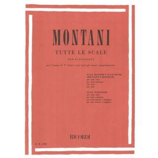 0-RICORDI Montani, Pietro -