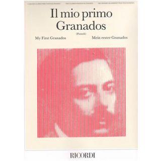 0-RICORDI Granados - IL MIO