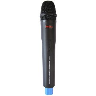 0-KARMA WM 902A - Microfono