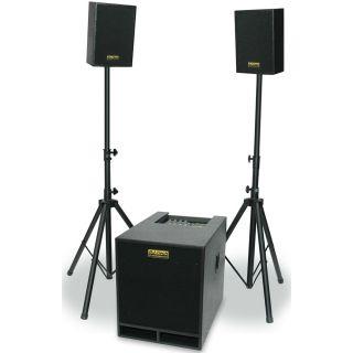 0-DJ TECH CUBE 305 - SISTEM