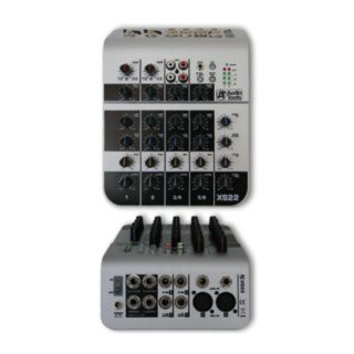 0-AUDIO TOOLS XS22 - MIXER