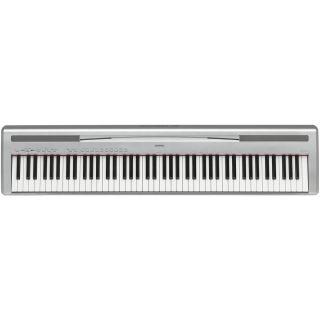 0-YAMAHA P95 Silver - PIANO