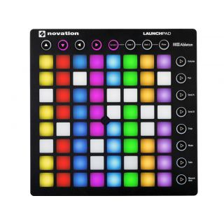 0-NOVATION Launchpad Mk2
