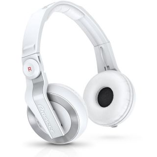 0-PIONEER HDJ500 W White -