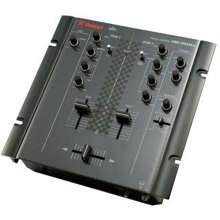 0-VESTAX VMC 002 XLU BLK -