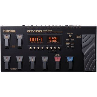 0-BOSS GT100 - MULTIEFFETTO