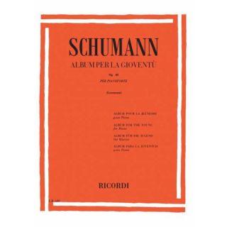 0-RICORDI Schumann, Robert