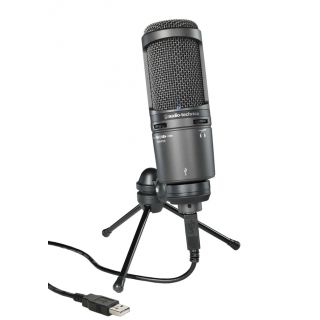 0-AUDIO TECHNICA AT2020 USB