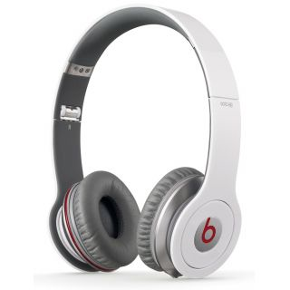0-BEATS SOLO HD White