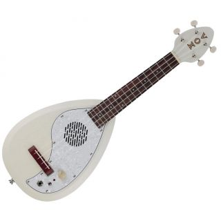 0-VOX VEU-33C-WH WHITE - UK