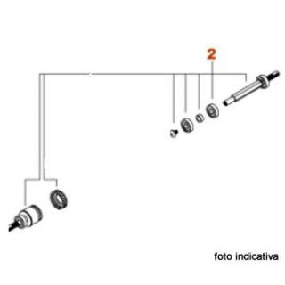 0-TAMA HP9W2N - Albero tras