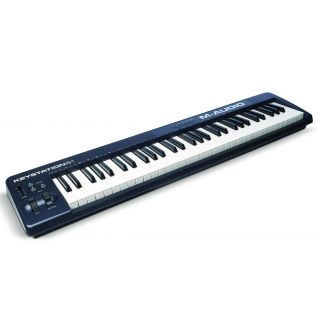 0-M-AUDIO KEYSTATION 61 (2n