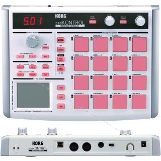 0-KORG PADKONTROL - MIDI CO