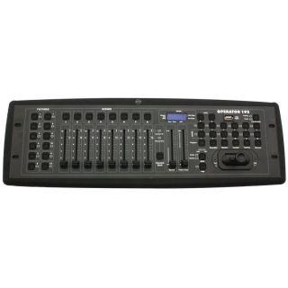 0-AMERICAN DJ DMX Operator