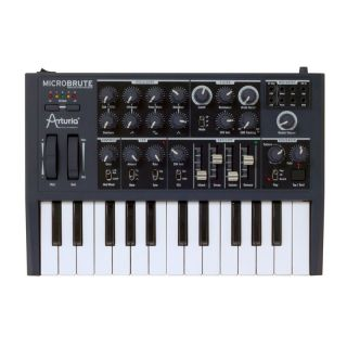 ARTURIA MICROBRUTE 25 Synth Analogico Mini_front