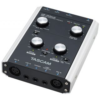 0-TASCAM US122 MKII - INTER