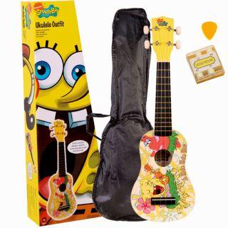 0-SpongeBob KIT Ukulele + A
