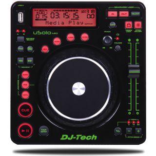 0-DJ TECH USOLO MKII