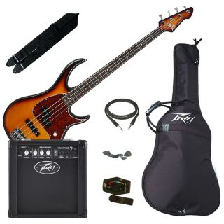 0-PEAVEY ELECTRIC BASS PACK